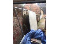Garadoor up and over door
