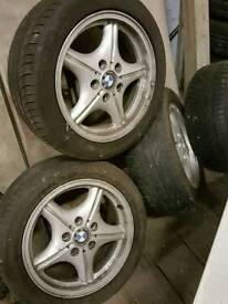 BMW 3 series wheels