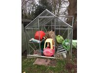 FREE GREENHOUSE - sold subject to collection