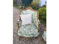 French Louis Chairs - stunning!