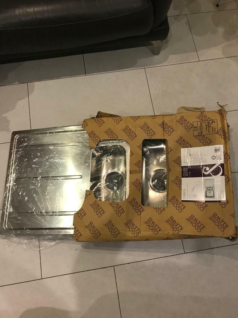 Brand new & in packaging Cooke & Lewis kitchen sink | in Greenock ...