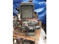 ZB600 Kabota engine