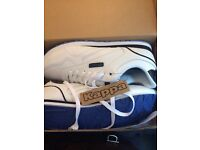Kappa Trainers. Never worn. Perfect for sports and leisure. Still in box.