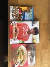 x3 Cook Books