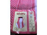Arab Head Gear Akaru with Aghal and Ghutra