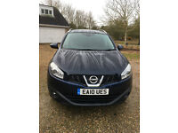 NISSAN QASHQAI+2 Automatic brilliant practical family car