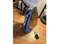 Easy home steam iron
