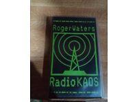 Roger Waters - Radio KAOS Video (VHS)