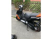 Speedfighter 3 125cc
