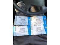 2x Tiesto steel yard London tickets + 2x after party tickets