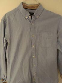 Jack & Jones Premium Tailored Light Blue Shirt - Medium - Great Condition