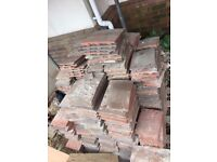 3 Pallets of Marley/Acme Clay roof tiles.