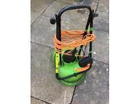Lawnmower grass cutter
