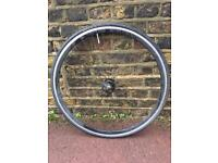 Front wheel for a road bike/fixie/single speed 700x23C
