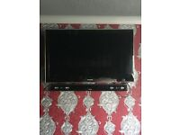 "Samsung LE46C750 7 Series 46"""" LCD TV 1080p 200Hz 4HDMI 3D Freeview HD"