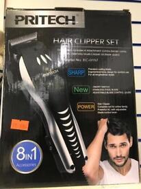 Mens clipper set brand new