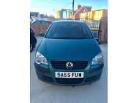2005 Vw Volkswagen Polo 1.4TDI ,86000 Miles ,Hpi Clear ,Full Service History