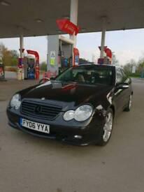 Mercedes c180 kompressor, 2006.