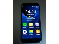 SAMSUNG GALAXY S7 EDGE ONYX BLACK 32GB UNLOCKED
