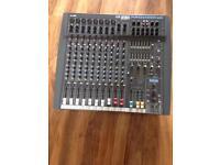 SoundCraft Powerd Mixer