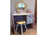 Teamsons Girls Wooden Bedroom Furniture Various items