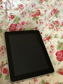 **sold** 1st Generation iPad WiFi + 3G