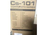 Cs-101 Corporate Series Ultra-Slim PC Case