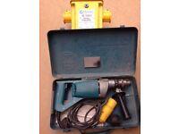 Metabo 110Volt 2 Speed hammer drill with Transformer