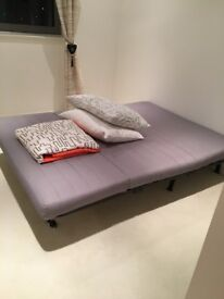 An almost new pull out double bed + FREE delivery in Edinburgh