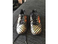 Messi football trainers size 11 good condition