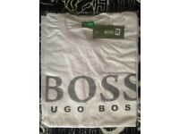 T-Shirt Hugo Boss Size M White