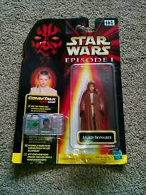 """Star wars episode 1 """" Anakin """" £10.00."""
