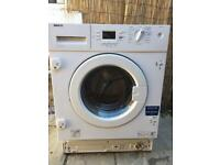 Beko integrated washing machine for parts