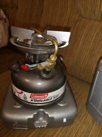 Brand new Coleman stove