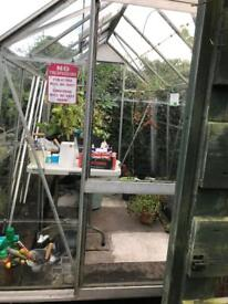 6ft X 8ft greenhouse for sale
