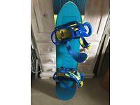Junior Snowboard- Nitro Ripper 126 cm
