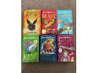 Children's books £4 each