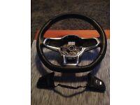 Steering wheel VW Golf 7 GTD