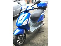 Vespa Piaggio 125cc for sale in good condition