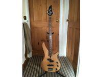 Yamaha RBX270 bass for sale