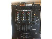 *Spairs and repairs* Gemini PS-626 DJ Mixer