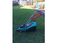 Bosch Lawnmower for sale