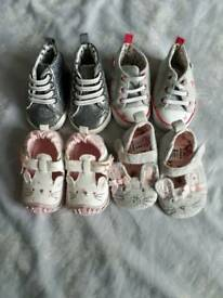 Baby shoes 0-3