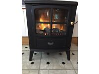 DIMPLEX BRAYFORD FREE STANDING ELECTRIC FIRE WITH REMOTE CONTROL