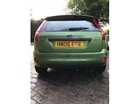 Ford Fiesta Zetec climate, low mileage, minor bodywork damage, sold as seen. MOT UNTIL MAY 2019