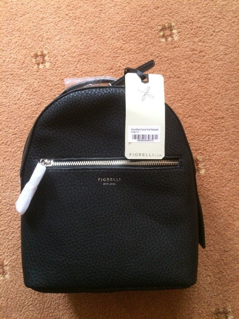 beautiful style prevalent select for authentic Fiorelli Anouk Black Small Backpack, new unused - £45 | in Norwood, London  | Gumtree