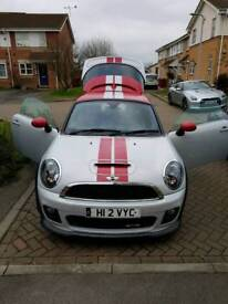 MINI COUPE JOHN COOPER WORKS 1.6 TURBOCHARGED