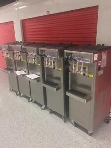 Five 2014 stoelting ice cream / yogurt machines , 2 POS systems , espresso machine ( all like new ! ) shop closed down!