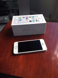 iPhone 5S 16Gb A1 CONDITION free case EE network