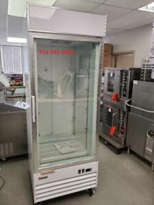 New Air Congelateur NEUF DANS LA BOITE 1 Porte Vitree, BRAND NEW Glass Door Freezer